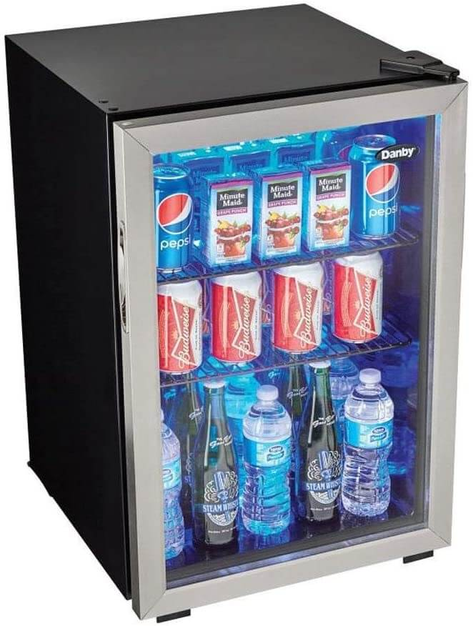 Danby 95 Can Beverage Center