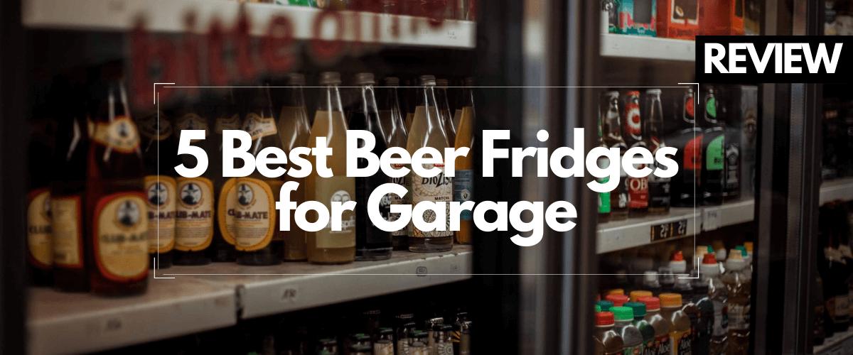 5 Best Beer Fridges for Garage