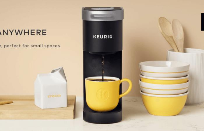 Keurig K-Mini Coffee Maker Review
