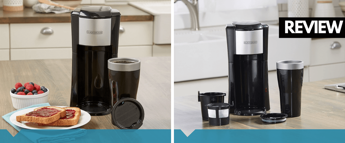 BLACK+DECKER Single Serve Coffee Maker Review