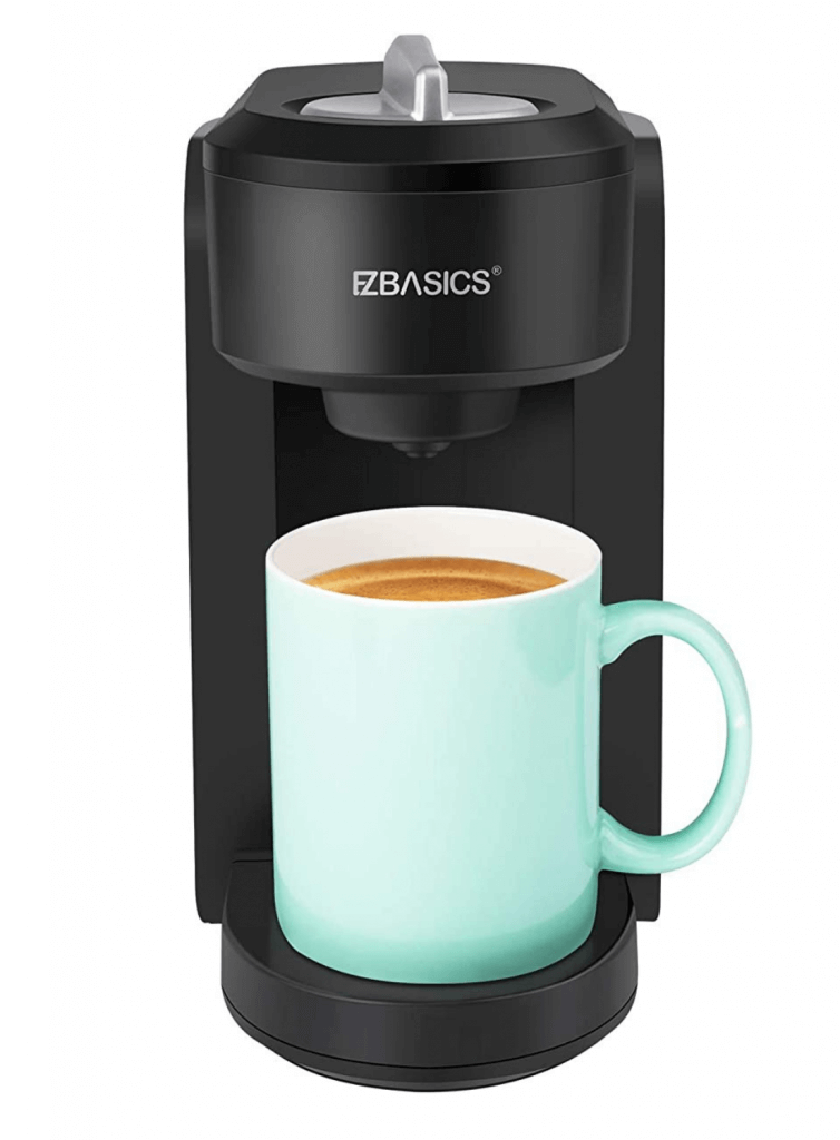 EZBASICS Single Serve Coffee Maker