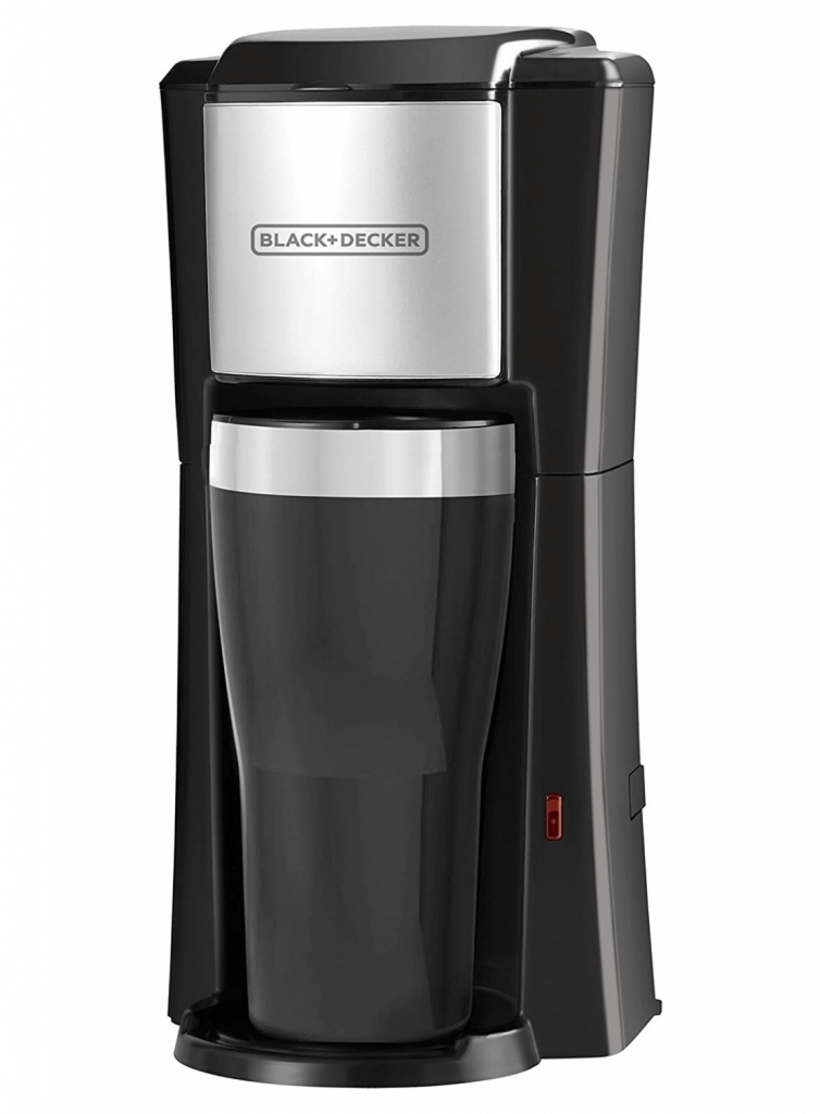 BLACK+DECKER Single-Serve Coffeemaker
