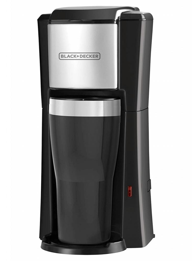 BLACK+DECKER Single-Serve Coffeemaker