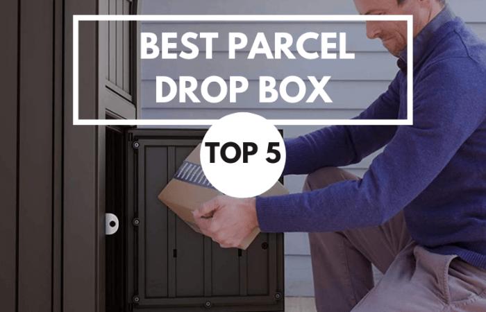 Top 5 Best Parcel Drop Box 2021