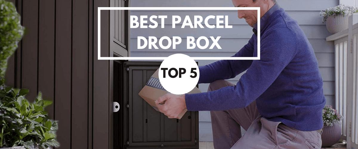 Best Parcel Drop Box 2021