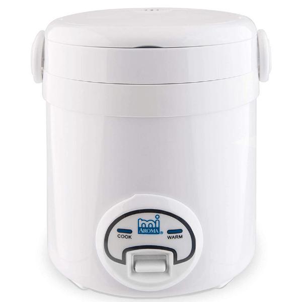 Aroma Housewares MI 3-cup Mini Rice Cooker