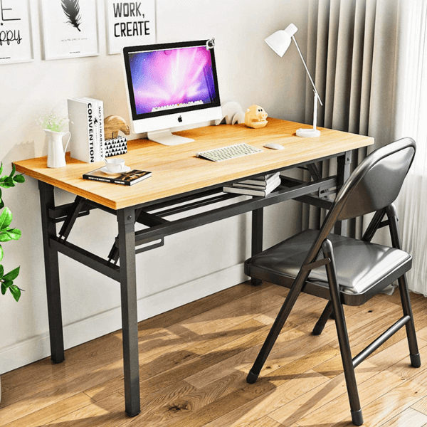 JYHomee Portable Folding Computer Desk