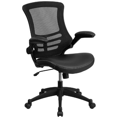 Flash Furniture BL-X-5M-LEA-GG