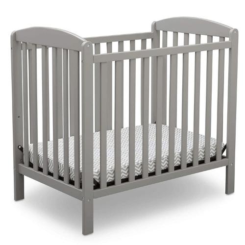 Delta Children Mini Convertible Baby Crib
