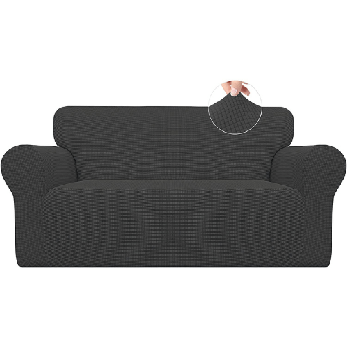 Easy-Going Stretch 1-piece Loveseat
