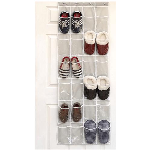 24 Pockets – SimpleHouseware Hanging Shoe Organizer