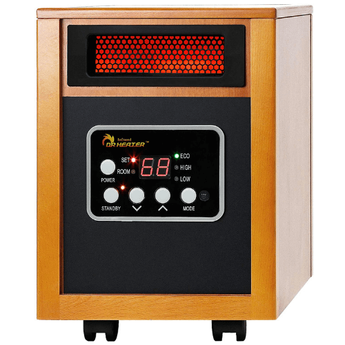 Dr Infrared Heater Portable Space Heater (DR-968)